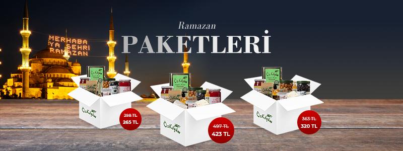 Ramazan Paketleri