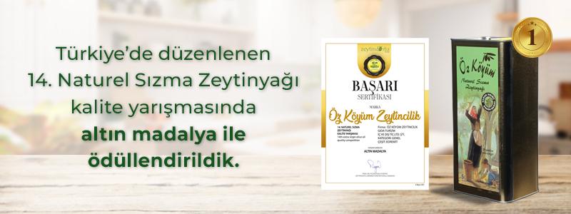 Türkiye - Altın Madalya