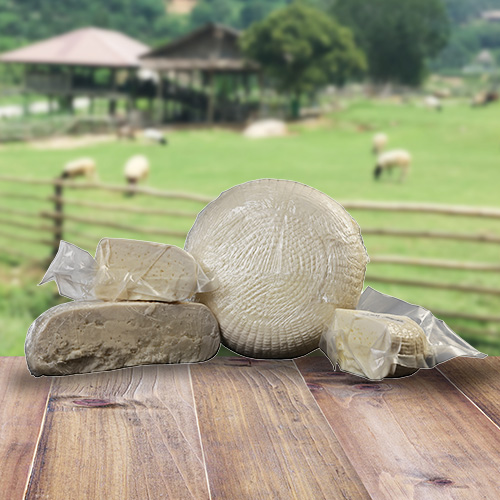 Köy Yapımı Gurme Koyun Sepet Peyniri 5 Kg