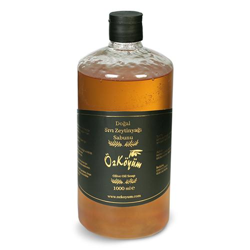 Doğal Sıvı Zeytinyağı Sabunu 1000 ML (Yedek)