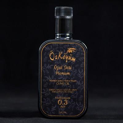 Öz Köyüm Premium Zeytinyağı - Özel Seri 500 ML
